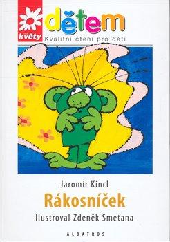 Obálka titulu Květy dětem - Rákosníček + CD