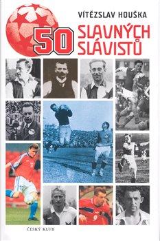 Obálka titulu 50 slavných slávistů