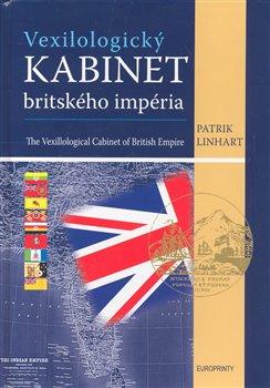 Obálka titulu Vexilologický kabinet britského imperia