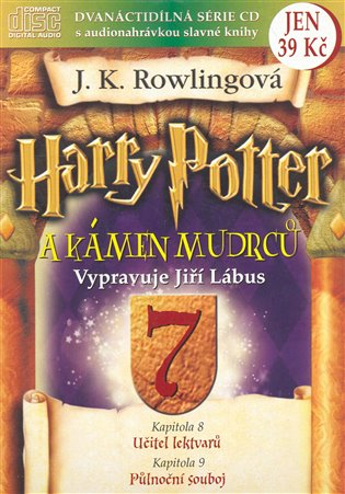 Harry Potter a Kámen mudrců 7.
