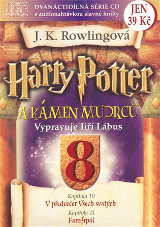 Harry Potter a Kámen mudrců 8.