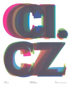 Obálka titulu CI.CZ 1990-2007 /česky/