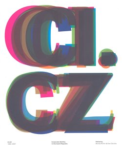 Obálka titulu CI.CZ 1990-2007 /anglicky/