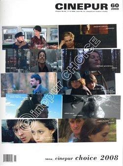 Obálka titulu Cinepur 60 (listopad/prosinec 2008)