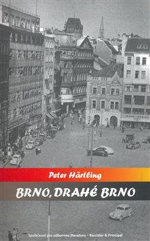 Obálka titulu Brno, drahé Brno