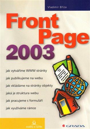 Front Page 2003 - Vladimír Bříza | Replicamaglie.com