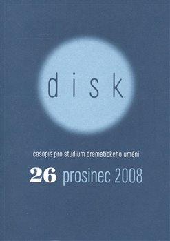Obálka titulu Disk 26/2008