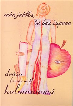 Obálka titulu Nahá jablka, ta bez županu