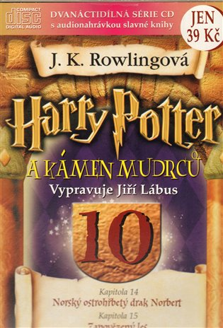 Harry Potter a Kámen mudrců 10.