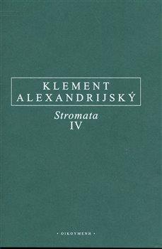 Obálka titulu Stromata IV.