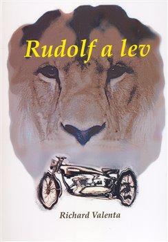 Obálka titulu Rudolf a lev