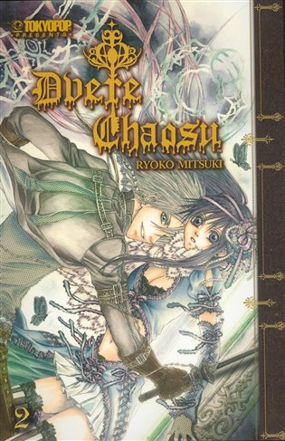 Dveře chaosu, 2. díl - Ryoko Mitsuki   Booksquad.ink