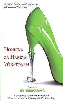 Obálka titulu Honička za Harrym Winstonem