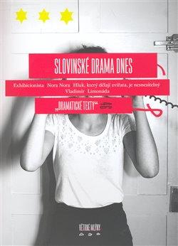 Obálka titulu Slovinské drama dnes