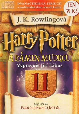 Harry Potter a Kámen mudrců 11.