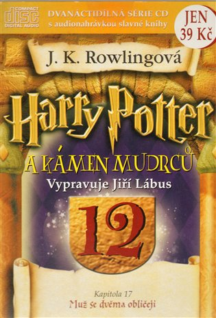 Harry Potter a Kámen mudrců 12.