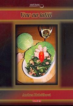 Obálka titulu Víno na talíři