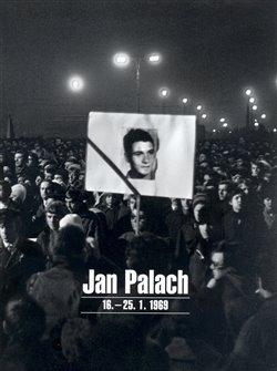 Obálka titulu Jan Palach 16. - 25.1. 1969