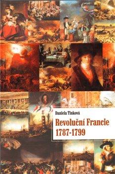 Obálka titulu Revoluční Francie (1787–1799)