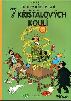 Obálka titulu Tintin - 7 křišťálových koulí