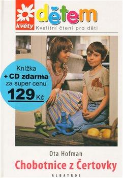 Obálka titulu Chobotnice z Čertovky + CD