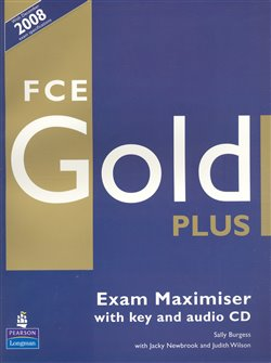 Obálka titulu FCE Gold Plus Exam Maximiser with key and audio CD