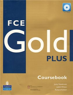 Obálka titulu FCE Gold Plus Coursebook