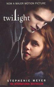 Twilight /filmová obálka/