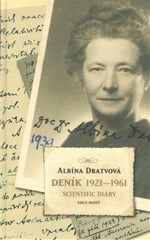 Obálka titulu Deník 1921-1961