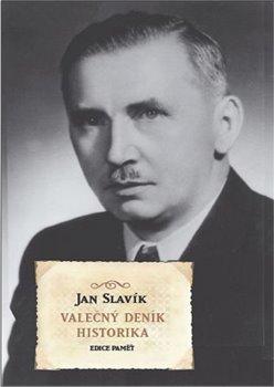 Obálka titulu Válečný deník historika