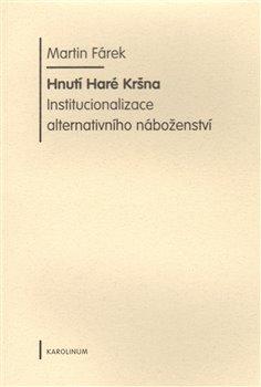 Obálka titulu Hnutí Haré Kršna.