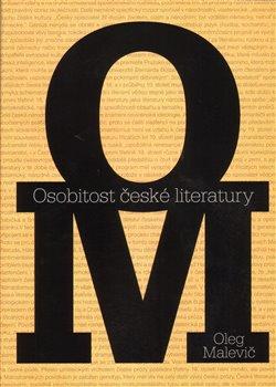 Obálka titulu Osobitost české literatury