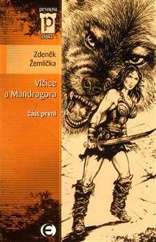 Obálka titulu Vlčice a mandragora 1.