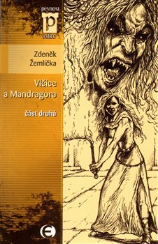 Obálka titulu Vlčice a mandragora 2.