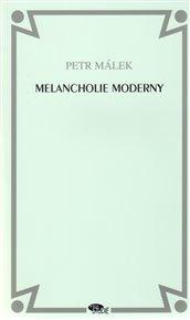 Melancholie moderny: Alegorie, Vypravěč, Smrt