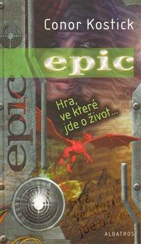 Obálka titulu Epic
