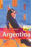 Obálka knihy Argentina - turistický průvodce