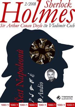 Obálka titulu Sherlock Holmes - Šest Napoleonů - 2/2008