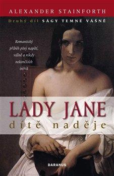 Obálka titulu Lady Jane – dítě naděje