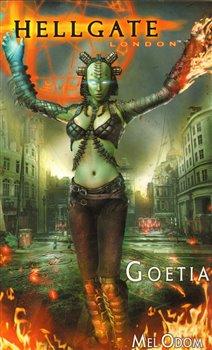 Obálka titulu Hellgate London - Goethia