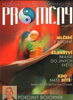 Obálka titulu Proměny zima 2008/09