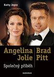 Obálka knihy Angelina Jolie & Brad Pitt: Společný příběh