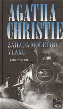 Obálka titulu Záhada Modrého vlaku
