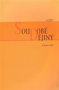 Obálka titulu Soudobé dějiny 4/2007