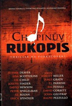 Obálka titulu Chopinův rukopis