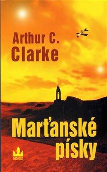 Obálka titulu Marťanské písky