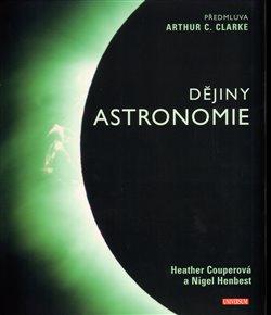 Obálka titulu Dějiny astronomie