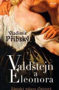 Obálka titulu Valdštejn a Eleonora