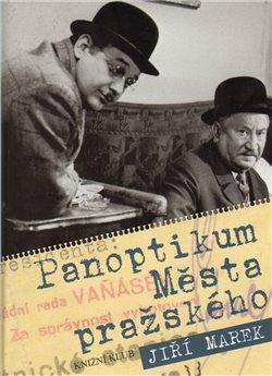 Obálka titulu Panoptikum Města pražského
