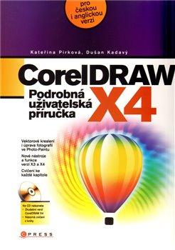 Obálka titulu CorelDRAW X4 + CD